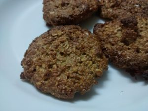 cookies d'avoine healthy nature