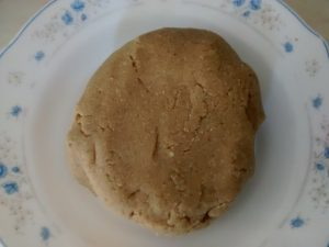 boule pâte sablée