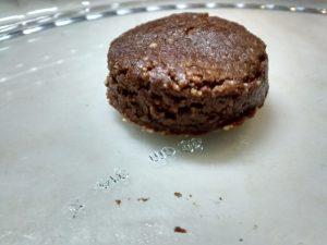 petit sablé au chocolat et beurre