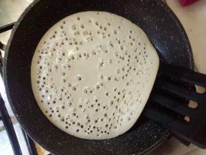 retourner pancake