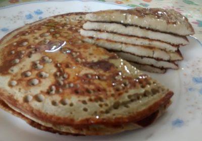 pancake banane 2 ingrédients