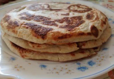 pancake ricotta avoine sans levure chimique