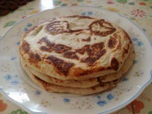 3 pancakes ricotta sans levure chimique