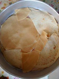 crepe lasagne premiere couche